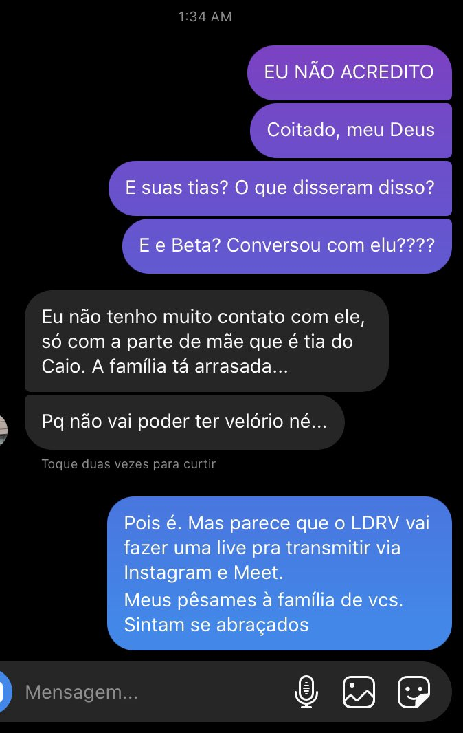 Caio Revela: falsa morte do influencer gay