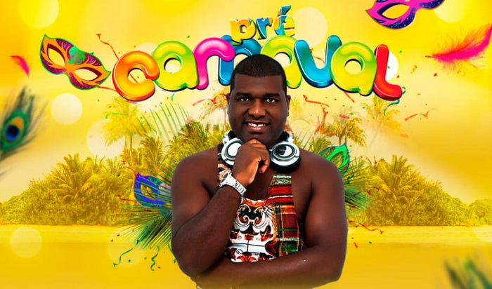 DJ Black, residente da boate gay Conca Club, lança set novo
