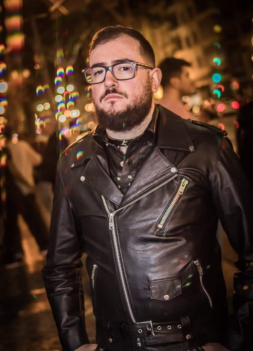 Ig Leatherboy: candidato a Mister Leather Brasil 2019