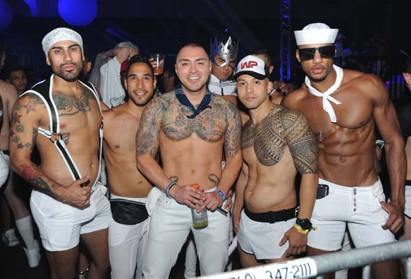 Palm Springs: White Party, festival gay, adiado para abril de 2021