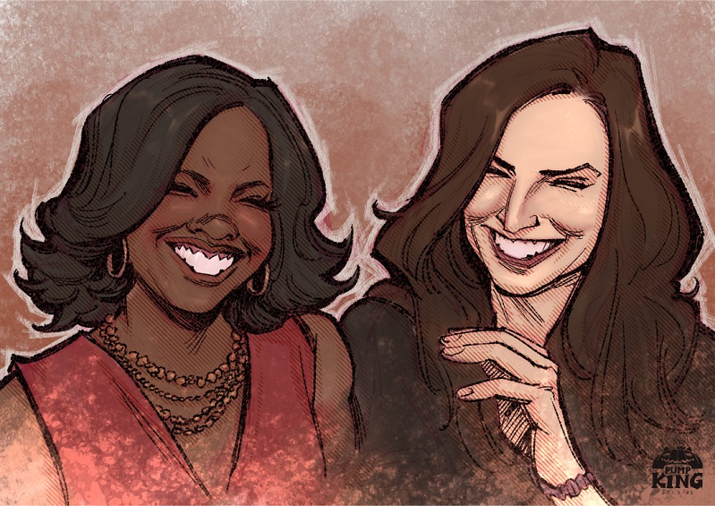 Annalise Keating e Eve Rothlo: casal lésbico de How to Get Away with Murder